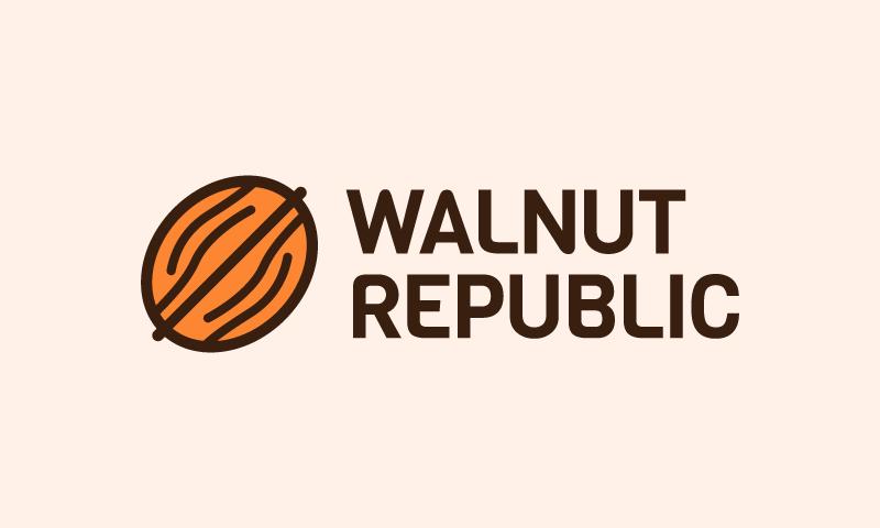 Walnutrepublic - Retail startup name for sale