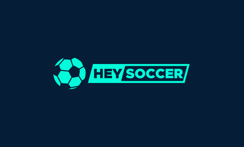 Heysoccer - Playful product name for sale