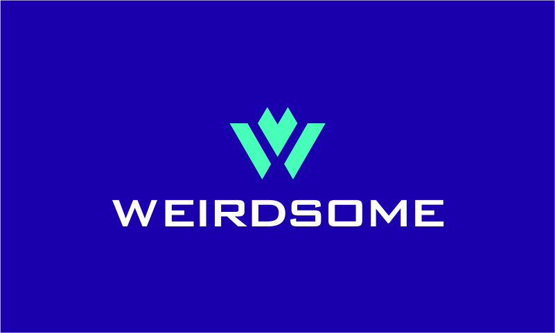 Weirdsome logo