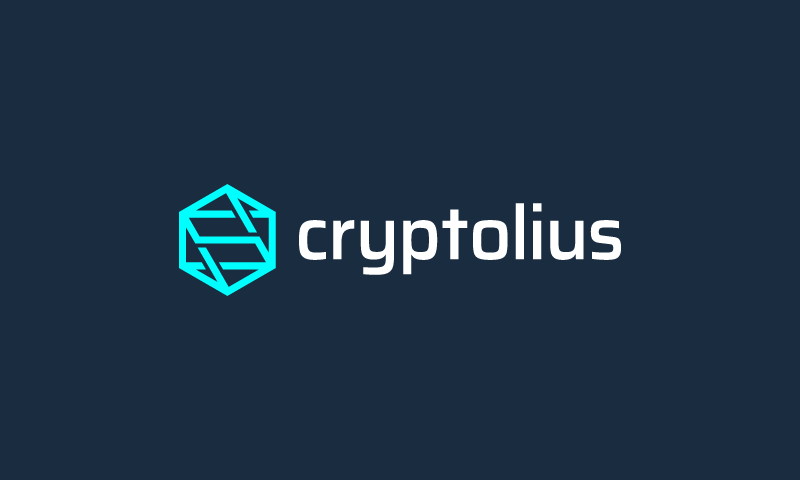 Cryptolius - Cryptocurrency domain name for sale
