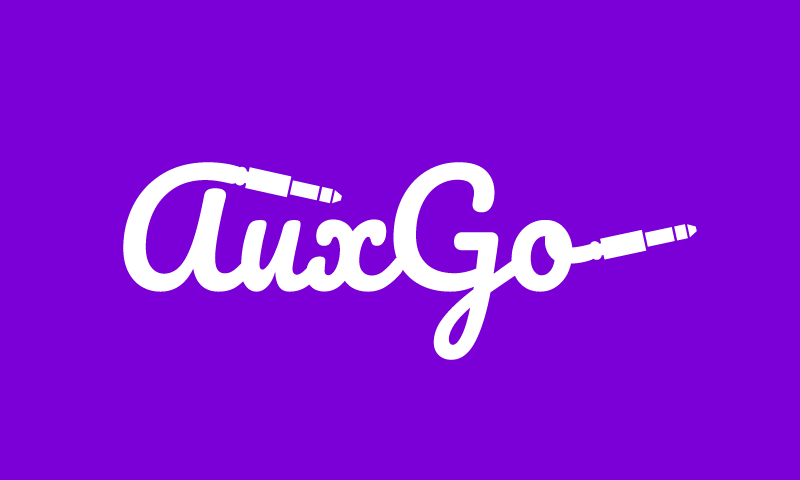 Auxgo - Audio brand name for sale