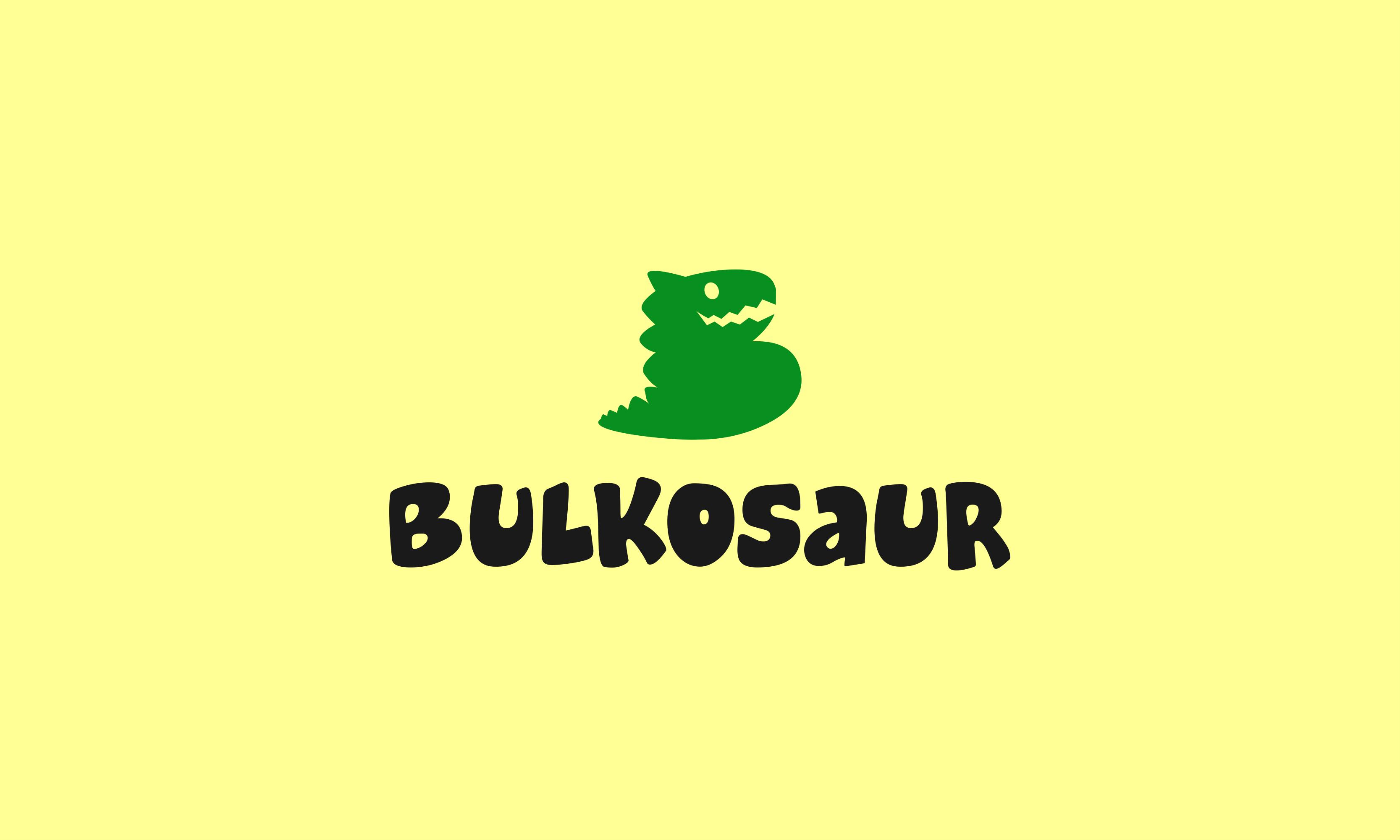 Bulkosaur
