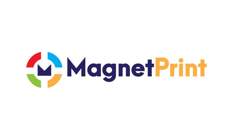 Magnetprint - Print business name for sale