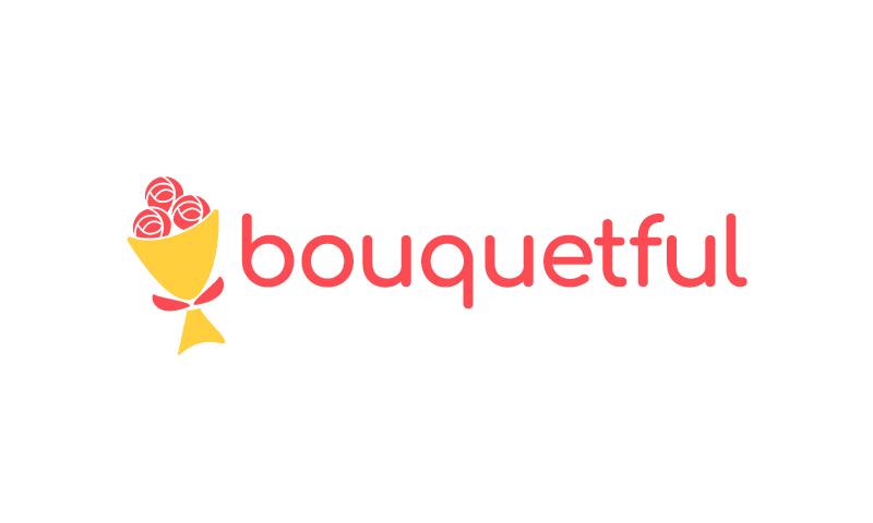 Bouquetful - E-commerce domain name for sale