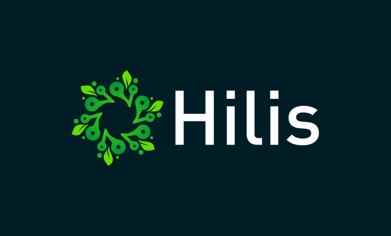 Hilis - Healthcare domain name for sale