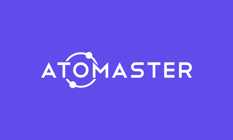 Atomaster - Technology business name for sale