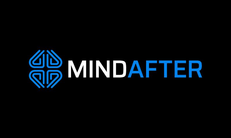 Mindafter logo