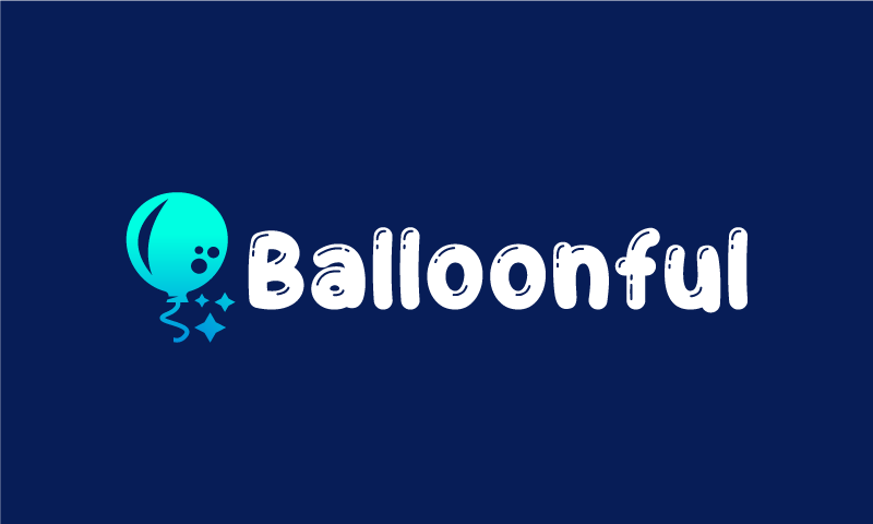Balloonful - Business business name for sale