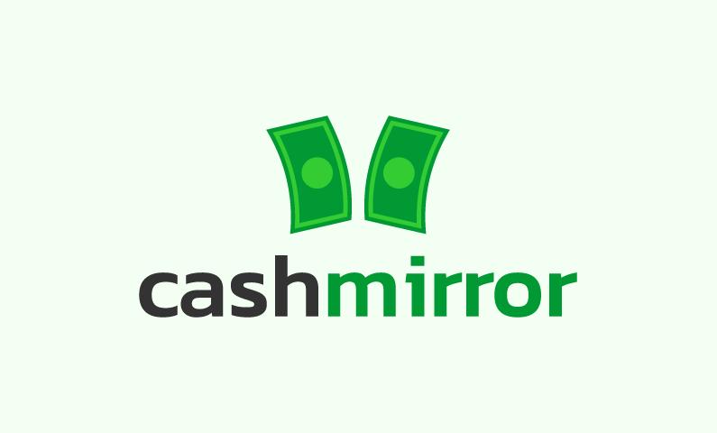 Cashmirror - Finance brand name for sale