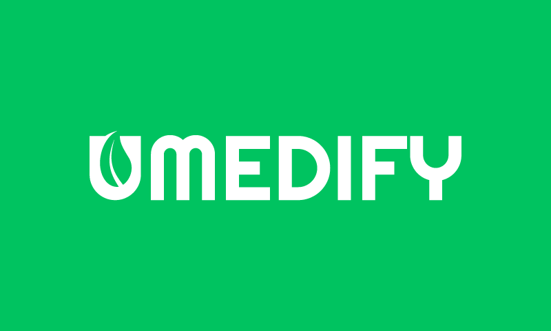 Umedify - Healthcare startup name for sale
