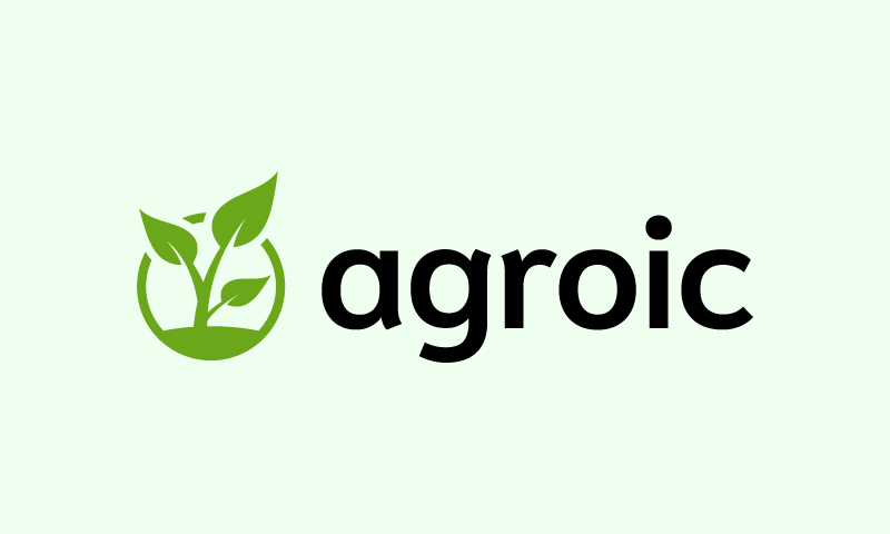 Agroic - Agriculture company name for sale
