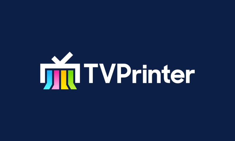 Tvprinter - Hardware brand name for sale
