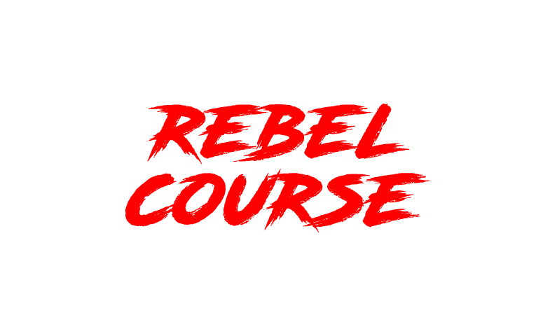 RebelCourse logo