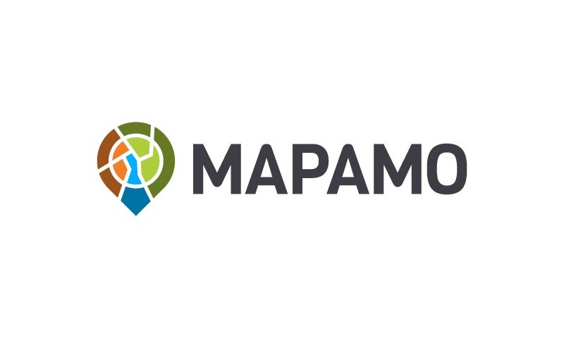 Mapamo - E-commerce brand name for sale