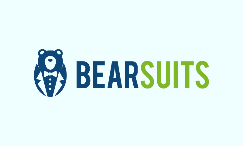 Bearsuits - Retail domain name for sale