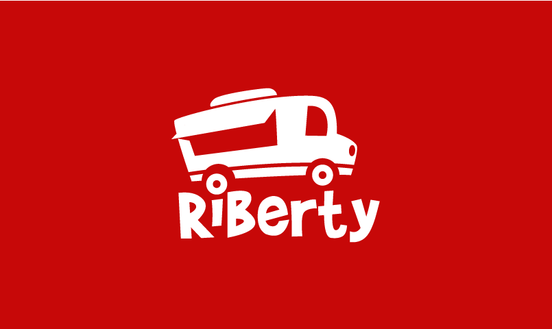 Riberty - Food and drink company name for sale