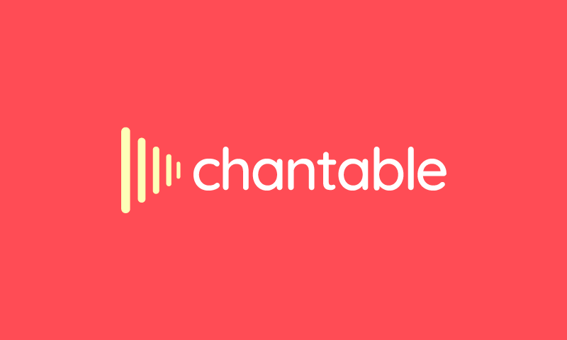 Chantable - Advertising company name for sale