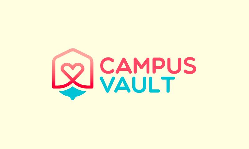 CampusVault logo