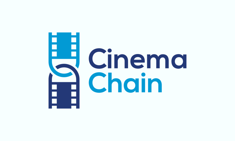 Cinemachain - Movie company name for sale
