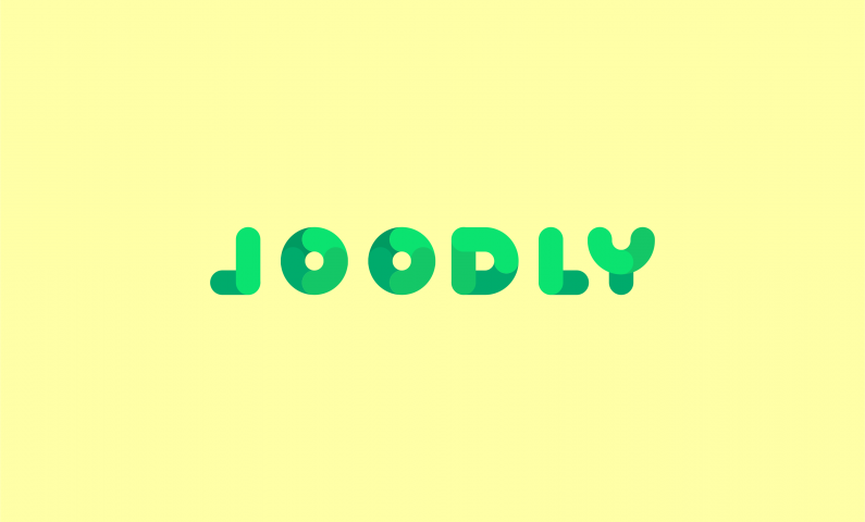 Joodly - Original 6-letter domain name