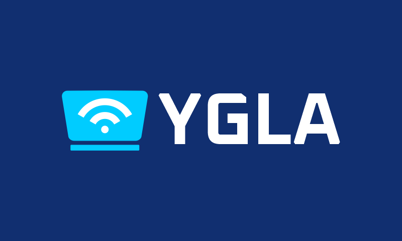 Ygla - Technology domain name for sale