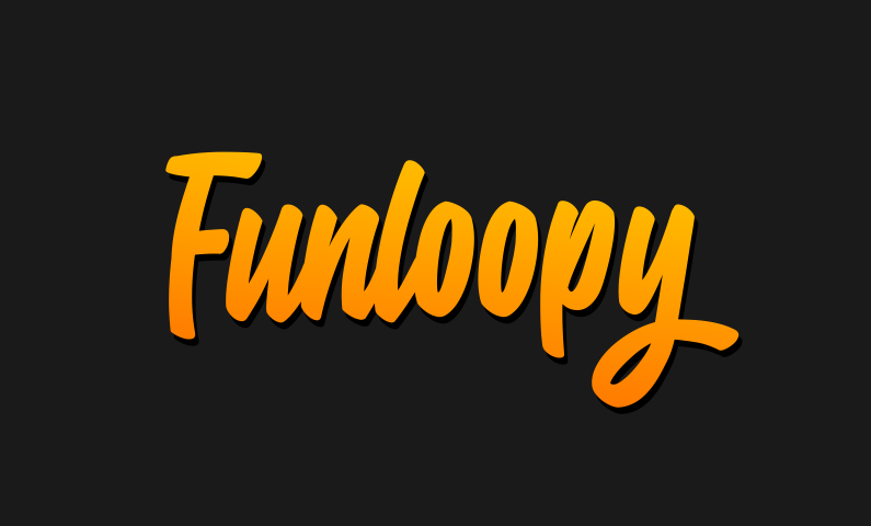 Funloopy - Audio business name for sale