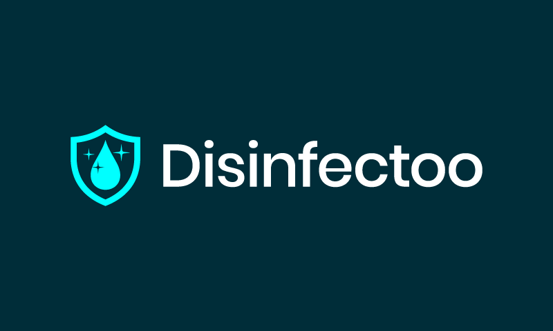 Disinfectoo - Healthcare brand name for sale