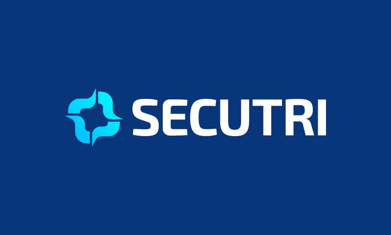 Secutri - Security domain name for sale