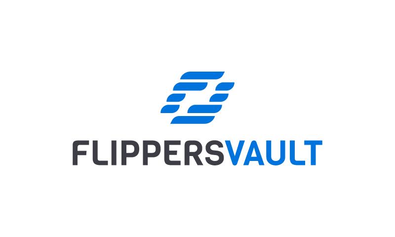 flippersvault.com