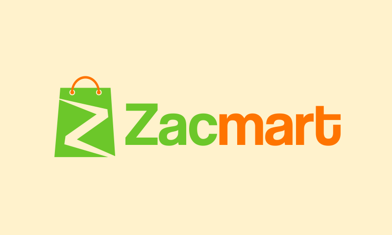 Zacmart - E-commerce brand name for sale