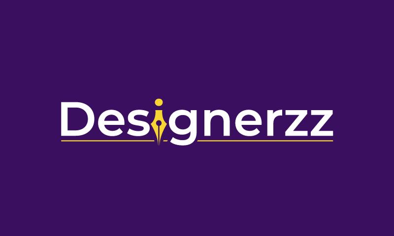 Designerzz - Design business name for sale