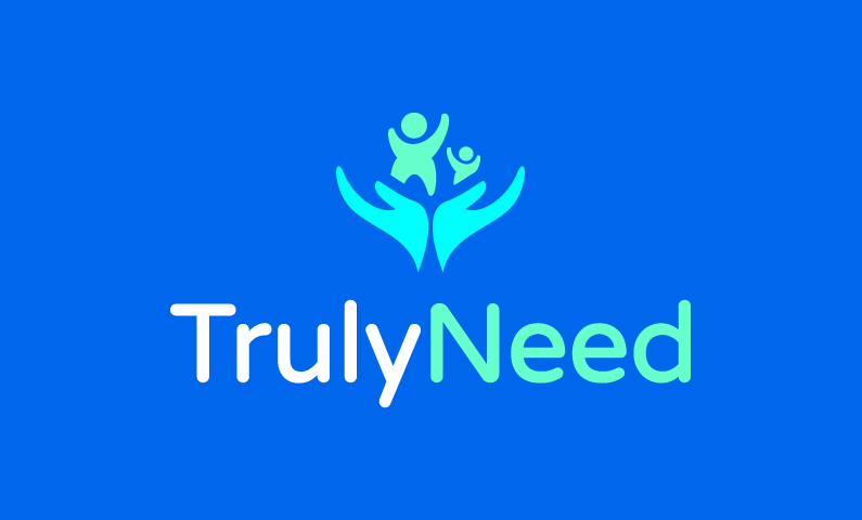 Trulyneed - Possible startup name for sale