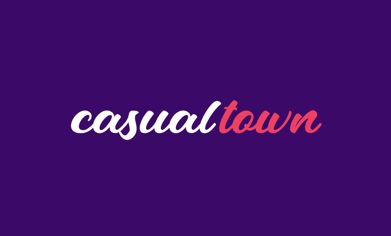 Casualtown - Retail company name for sale