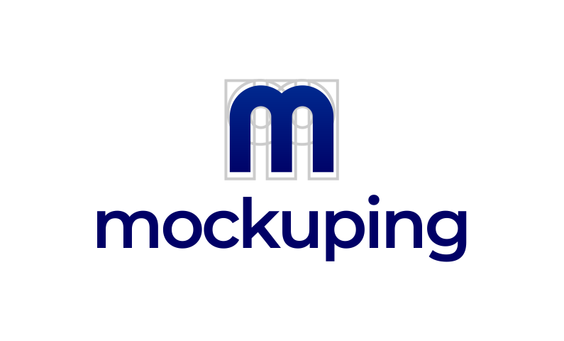 Mockuping - Design brand name for sale
