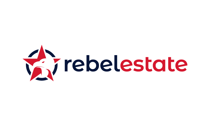 Rebelestate - Real estate business name for sale