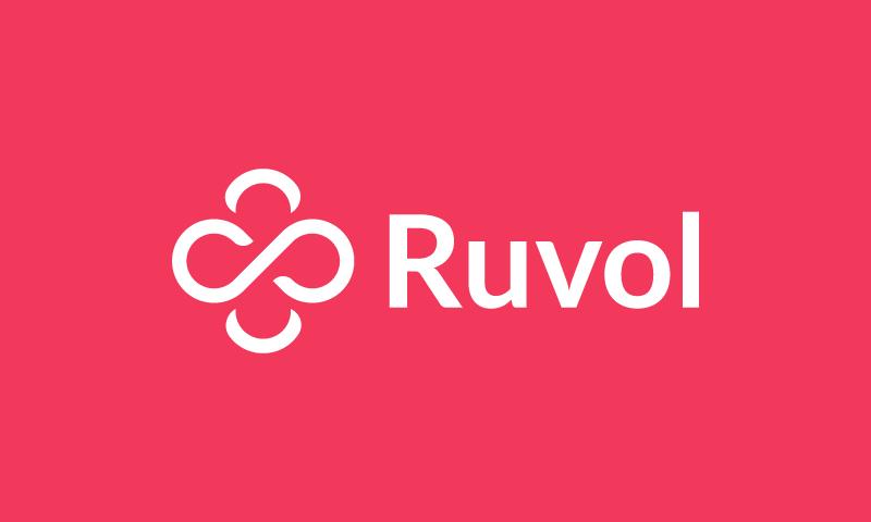 Ruvol - Finance company name for sale
