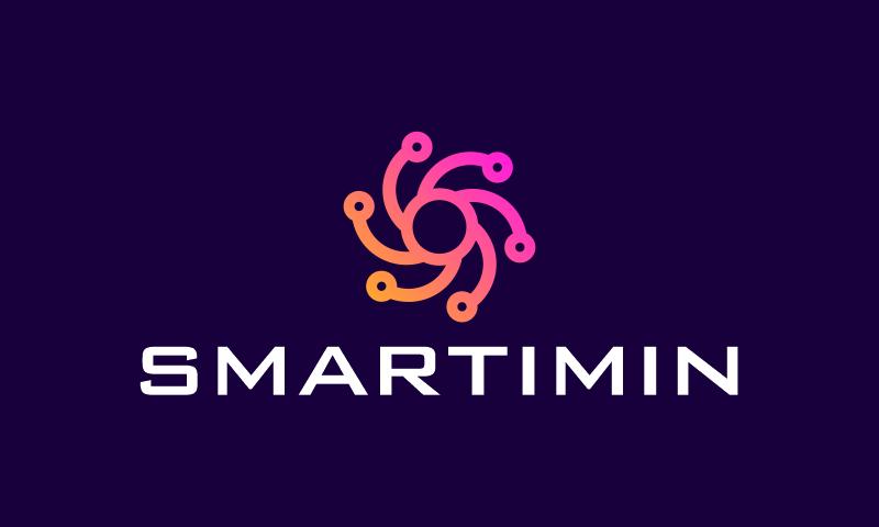 Smartimin - Smart home domain name for sale