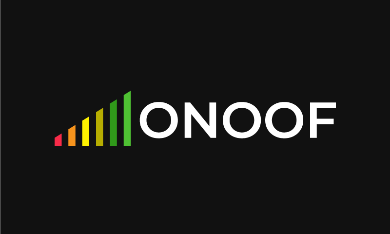 Onoof - Music startup name for sale