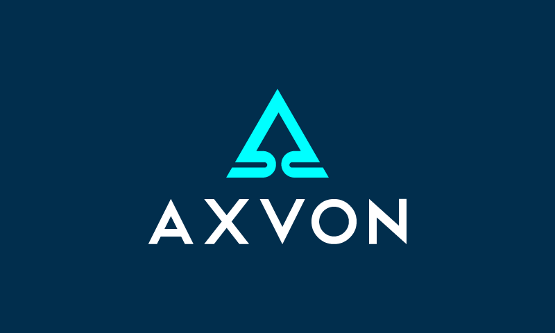 Axvon - Technology brand name for sale