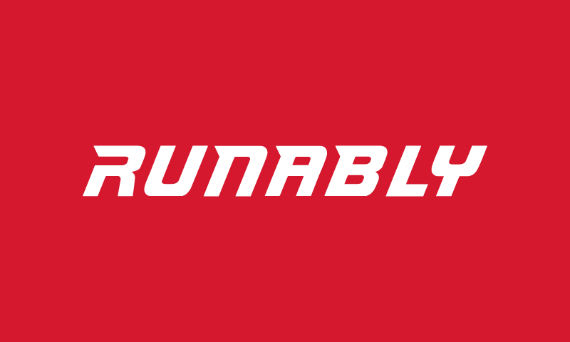 Runably - Fitness brand name for sale