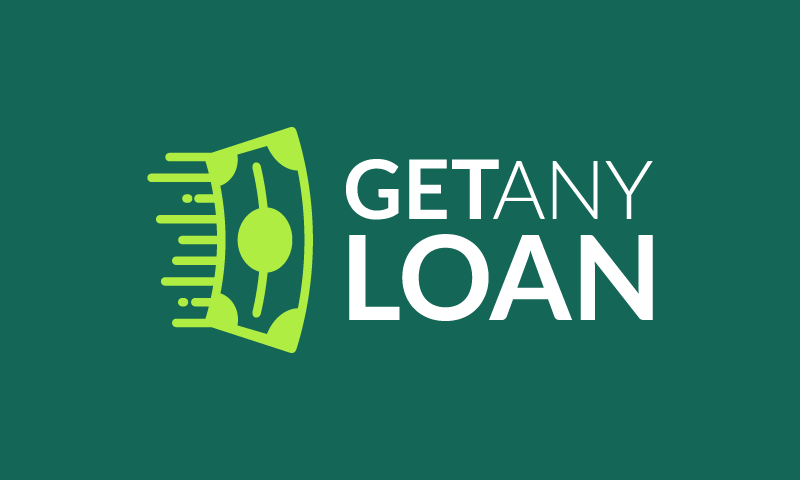 Getanyloan - Finance company name for sale