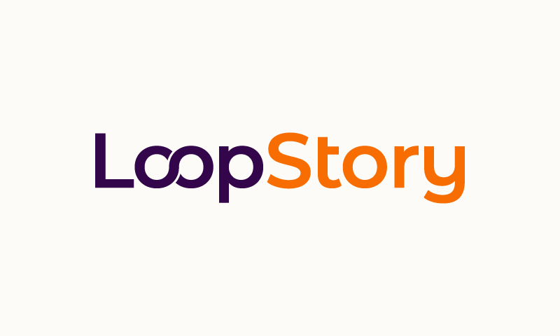 Loopstory - Social company name for sale