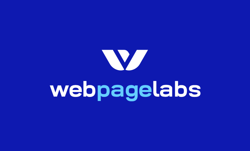 Webpagelabs - Marketing brand name for sale