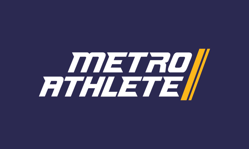MetroAthlete logo