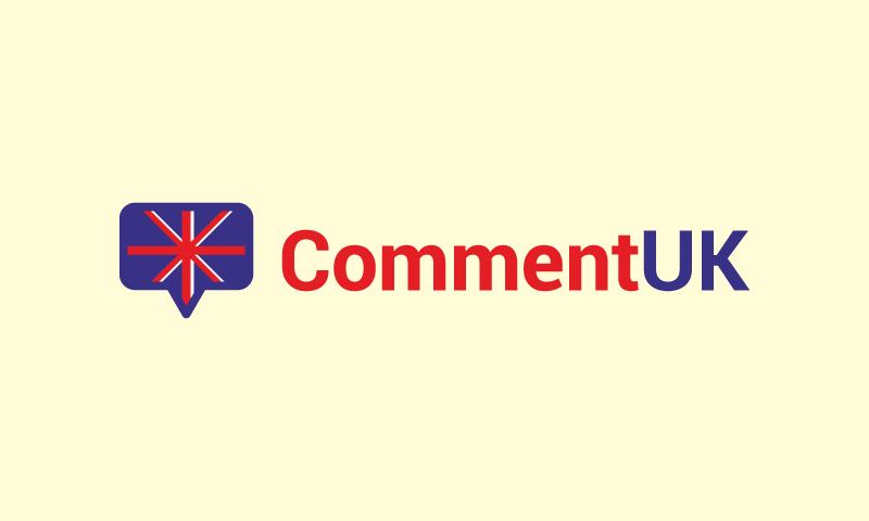 Commentuk - Social domain name for sale