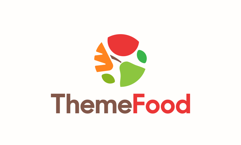 Themefood - Food and drink domain name for sale