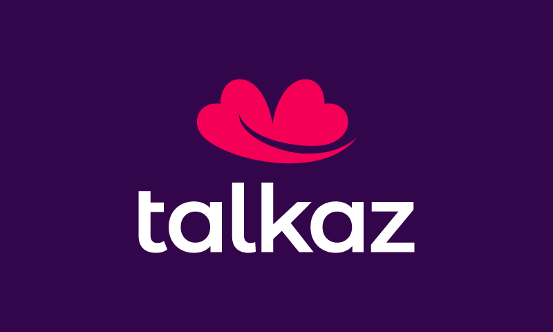 Talkaz - Chat business name for sale