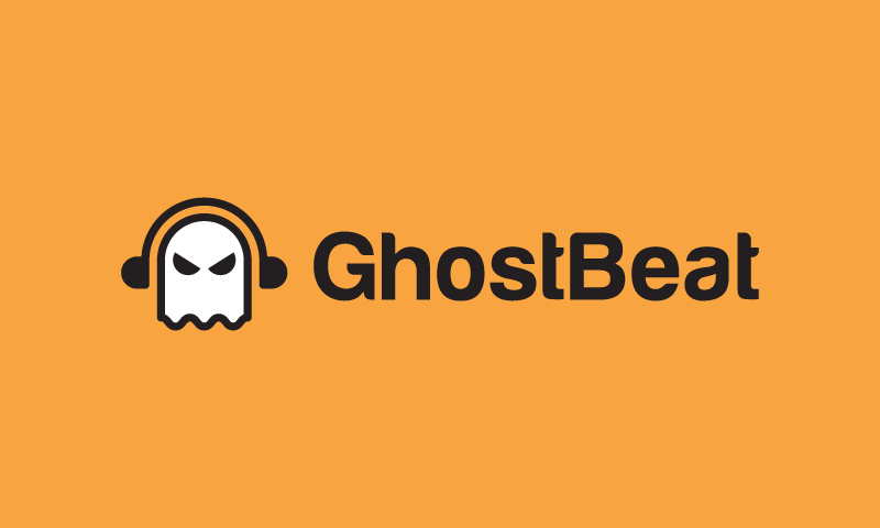 Ghostbeat - Technology business name for sale