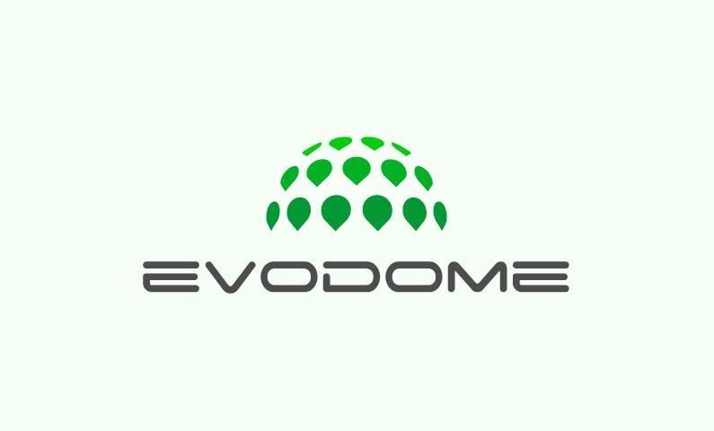 EvoDome logo