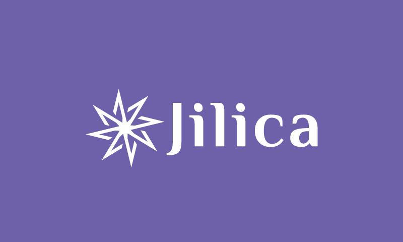 Jilica - Contemporary brand name for sale